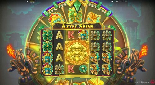 Aztec Spins Slot Free Play