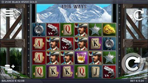Black River Gold Slot Free Play