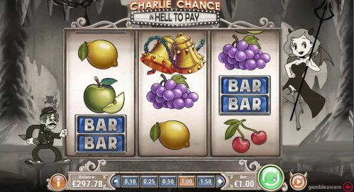 Charlie Chance in Hell to Pay Slot Free Play