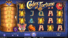 Codex of Fortune Slot Free Play