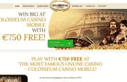 Colosseum Casino Review