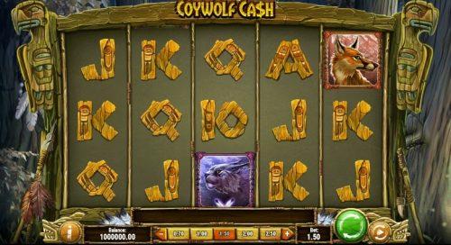 Coywolf Cash Slot Free Play