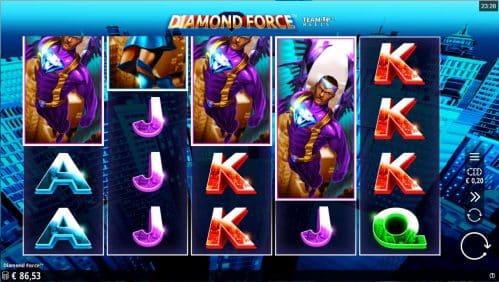 Diamond Force Slot Free Play