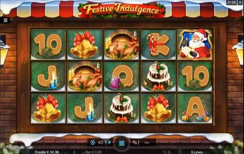 Festive Indulgence Slot Free Play