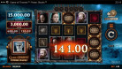 Game of Thrones Power Stacks Slot Free Play