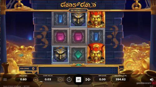 Gods of Gold INFINIREELS Slot Free Play