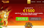 Golden Tiger Online Casino Review