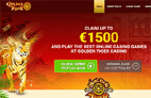 Golden tiger flash casino poker online play for real money