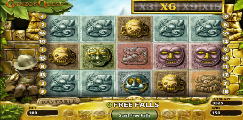 Gonzo Quest Slot Free Play