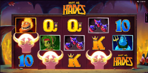Hot as Hades Online Slot Free Play