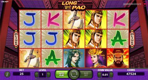 Long Pao Slot Free Play