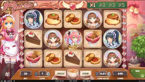 Magic Maid Cafe Slot Free Play