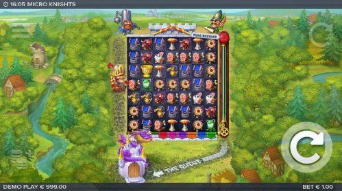 Micro Knights Slot Free Play