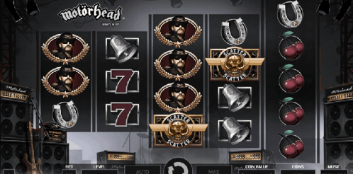 Motorhead Slot Free Play