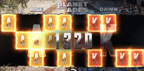 Planet of the Apes Slot Free Play
