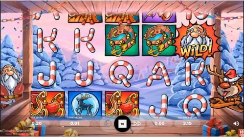 Spiele Santa Vs Rudolf - Video Slots Online