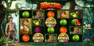 Tarzan Slot Free Play