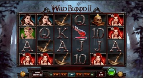 Wild Blood 2 Slot Free Play