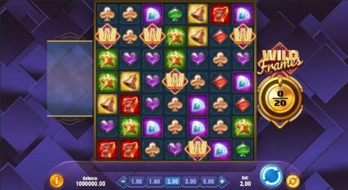 Wild Frames Slot Free Play