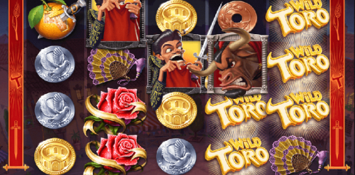 Wild Toro Slot Free Play